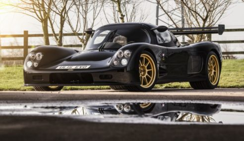 Here Is The Quite Telling Car The Ultima GTR