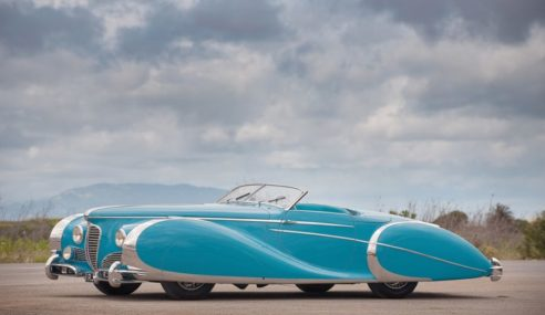 Very Few Classics Can Beat The Delahaye 16C Roadster
